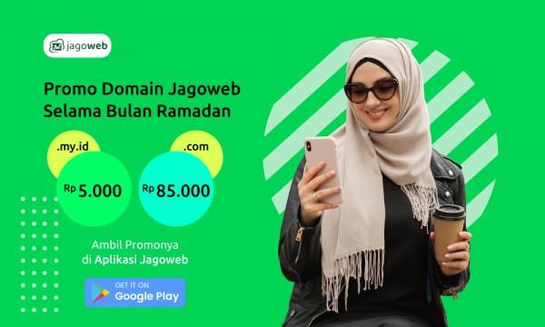 Promo Domain Spesial Ramadhan