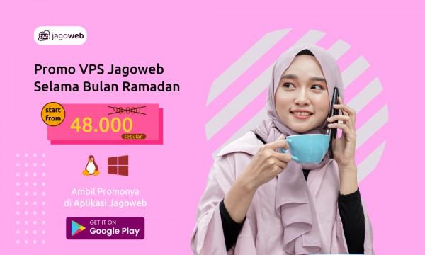Promo VPS Spesial Ramadhan
