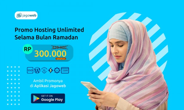 Promo Hosting Spesial Ramadhan