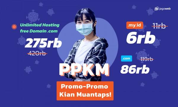 Promo Spesial  PPKM